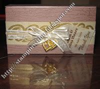 Treasure Chest Wedding Bonbonnerie - Single