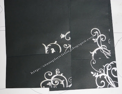 Finished Embossed - Wedding invite envelopes