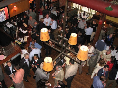 Hundreds of people attended the Cleveland LinkedIn Networking event on June 3.