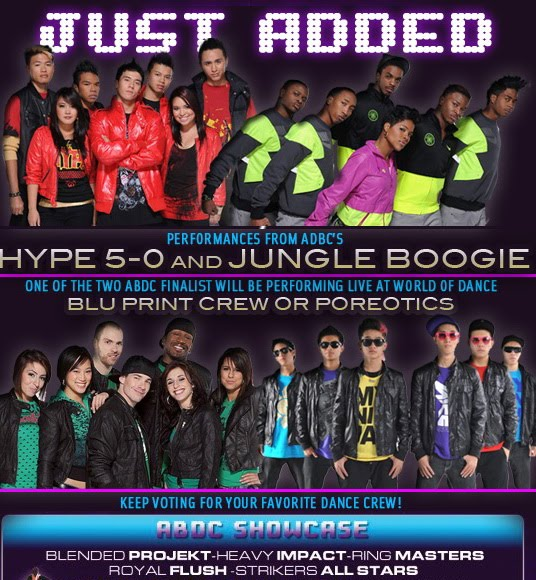 World Of Dance Pomona April 10 Will Feature An ABDC 5 Finalist 7 Other Crews