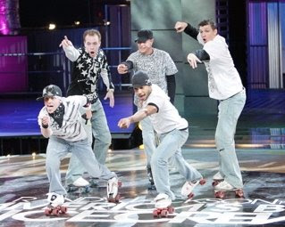 BreakSk8 Interview At The ABDC Live Rehearsals