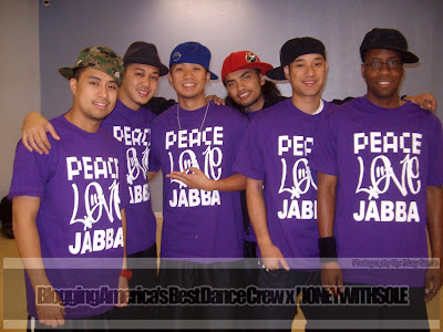 More Pictures From The JabbawockeeZ Rehearsal