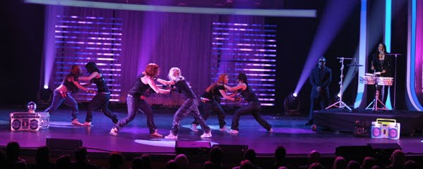 From The Beat Freaks Website Performed Today At Dizzy Feet Foundations Celebration Of Dance Fundraising Gala Kodak Theater