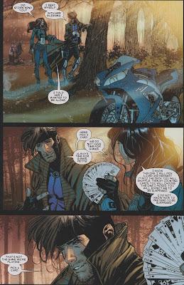 x 23 gambit  Man's Comic Blog