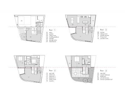 Apartment Site Plans