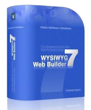 WYSIWYG Web Builder 7.6.4 + Unicode