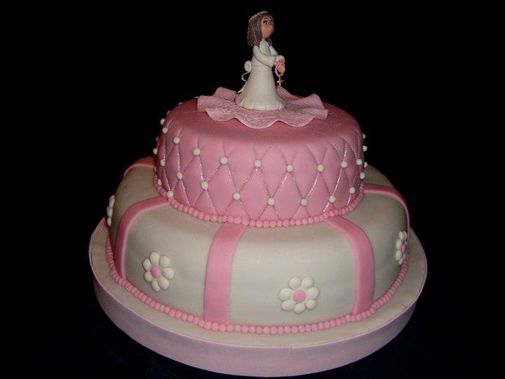 Fotos de tortas de primera comunión 2011 - Imagui