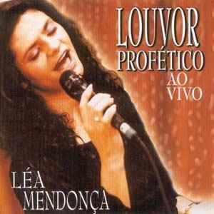 L�a Mendon�a - Louvor Profetico 2003