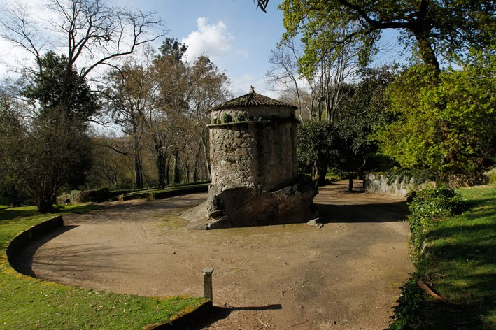 Paseo fotogr fico por los jardines del pazo qui ones de for El jardin leon