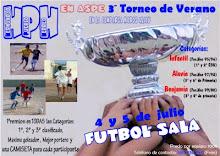 Torneo Futbol Sala 2009