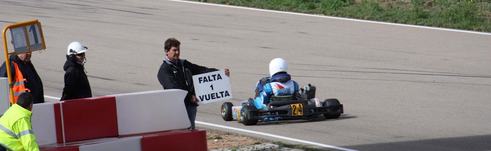 Jon del Valle Iturriaga: del karting a la F1: noviembre 2010