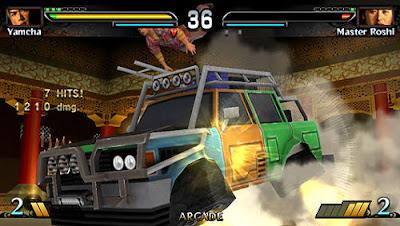 Primeras imagenes del videojuego de DragonBall Evolution Para Psp de momento Ap_20090203113720609
