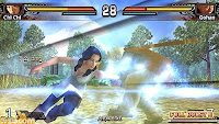Primeras imagenes del videojuego de DragonBall Evolution Para Psp de momento 28