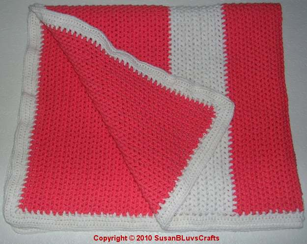 Crochet On The Double : Half Double Crochet Afghan Patterns