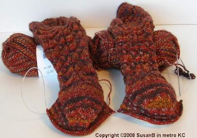 knee sock heels