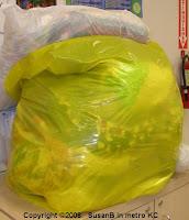 bags of afghans