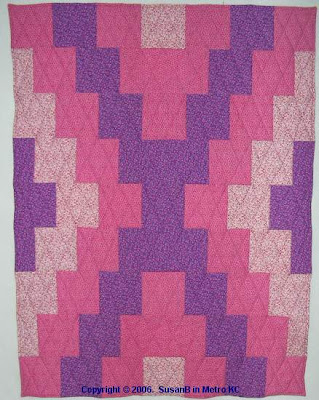 X Marks the Spot quilt