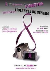 Concurso de cortos contra la violencia de género