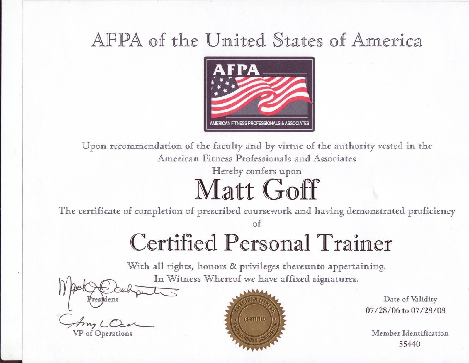 Matthew goffs portfolio certifications and scholarships matthew goffs portfolio certifications and scholarships 1betcityfo Choice Image