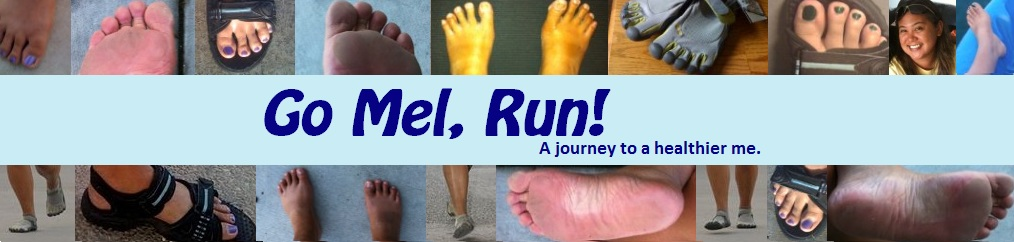 Go Mel, Run!