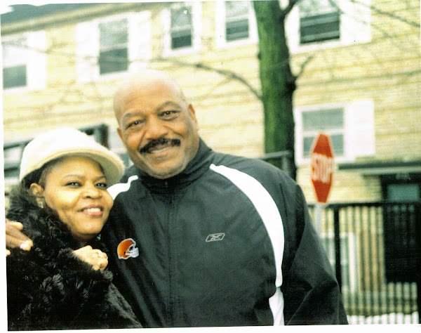 Beauty and Super Star Jim Brown
