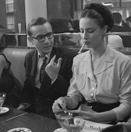 Simone de Beauvoir and Sartre