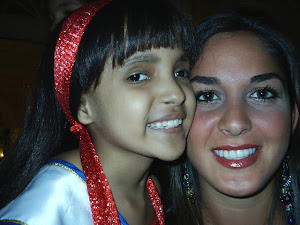 Cami y Adriana Tarud, ex-señorita Colombia