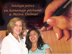 Con la poetisa Lidia Corcione