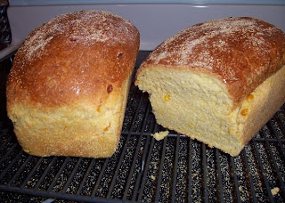 Be It Ever So Humble: Yeast-raised cornbread