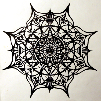 sacred geometry wallpaper. through sacred geometry,