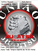 Aulas de Jiu Jitsu para Crianças de 6 a 14 anos