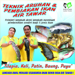 CD TEKNIK ARUHAN DAN PEMBIAKAN IKAN AIR TAWAR