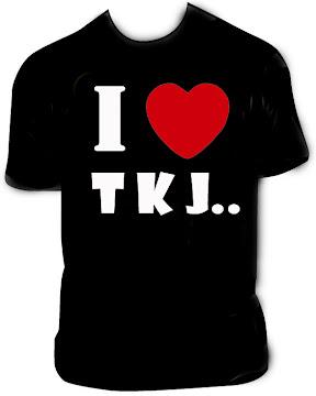 I LOVE YOU TKJ