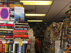 A crazy bookstore in Salem