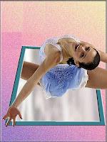 American Olympic Figure Skater SASHA COHEN
