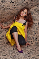 Young Philippine Actress MAJA SALVADOR
