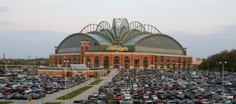 Stadia Arcadia: Stadium Report Cards: Miller Park