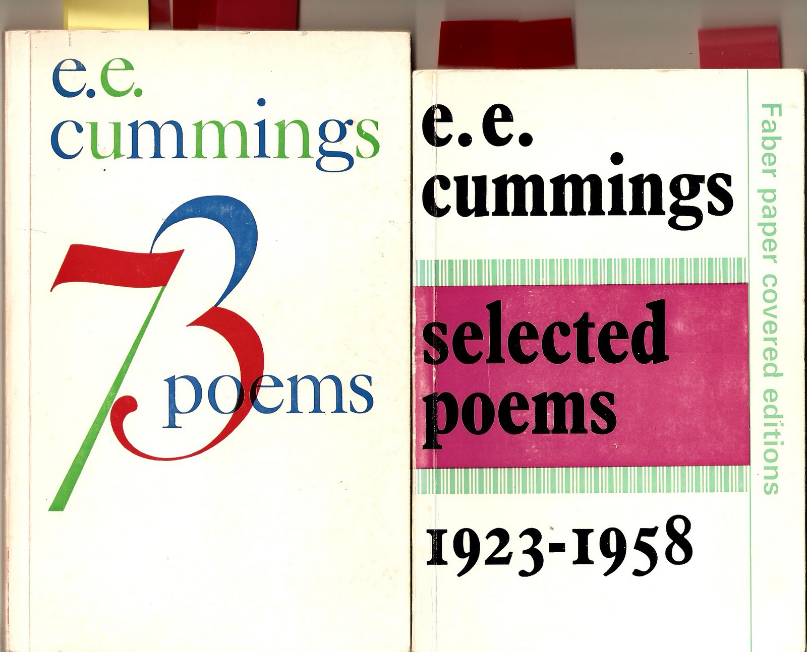 the poetry of e e cummings essay
