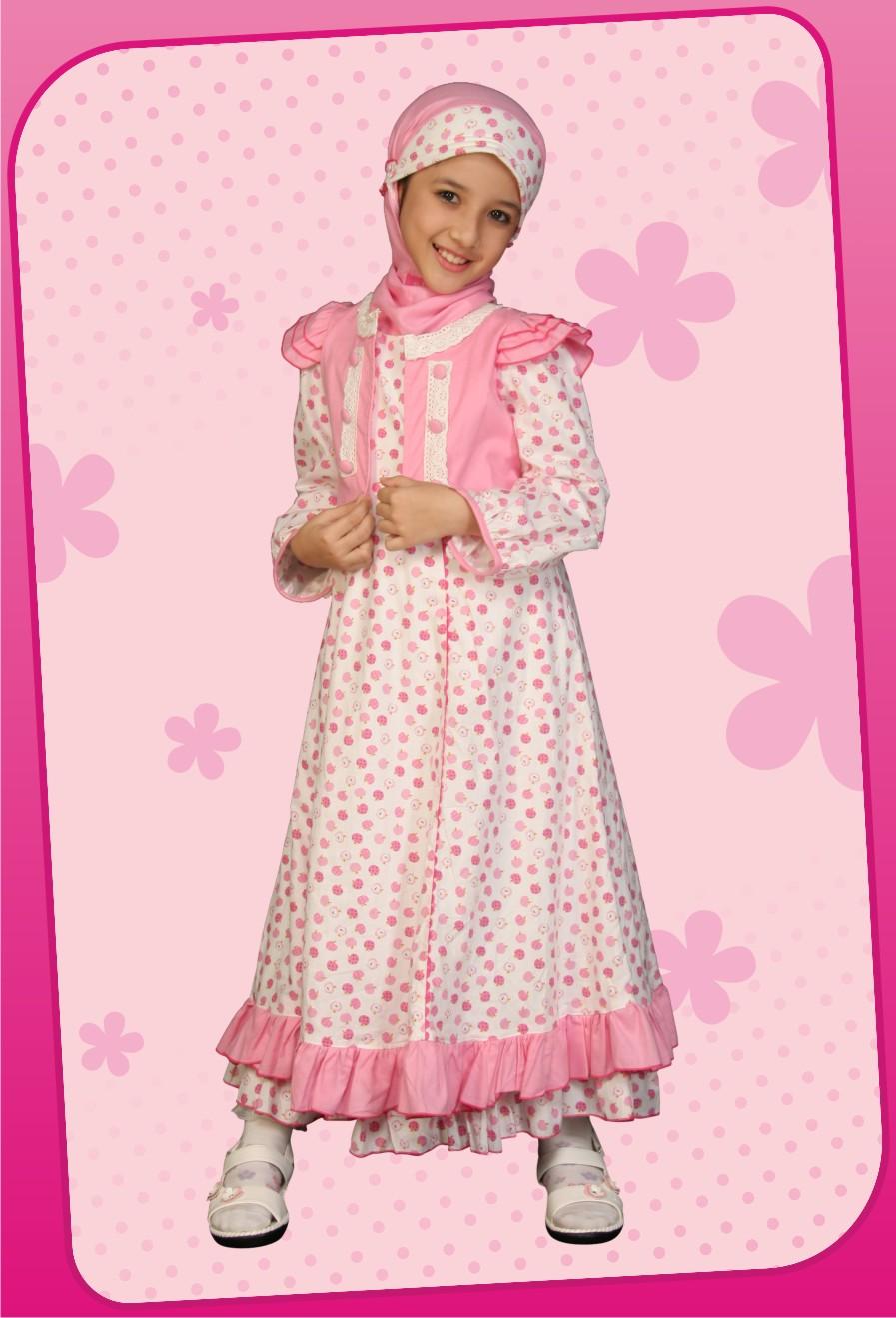 Be Happy Young Mother Busana Muslim Anak 2 Koleksi