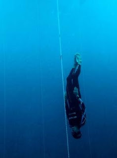 diving record