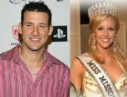 tony romo with candice crawford