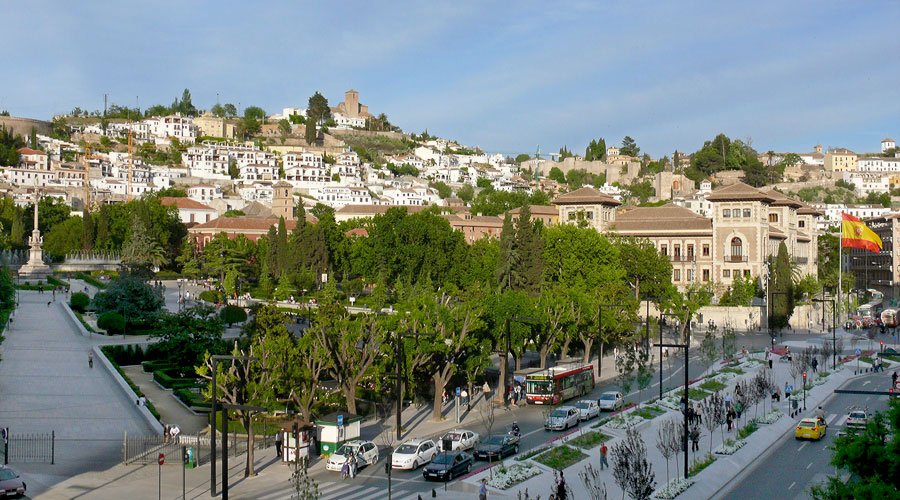 travel guides spain tips granada