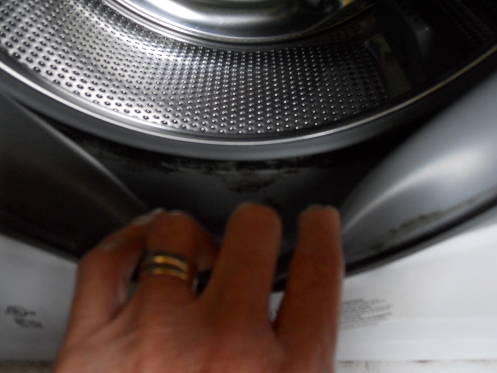 Judy's Op Ed Page: Does your front loading washer stink? #693A29