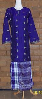Baju kurung songket kod 027 RM80.00