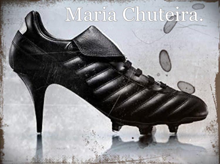 Maria Chuteira No Caminho da Feira.