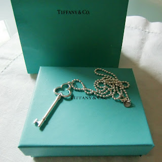 favourite Tiffany's key (onemorehandbag)