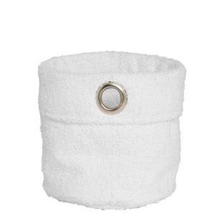 terrycloth container (onemorehandbag)