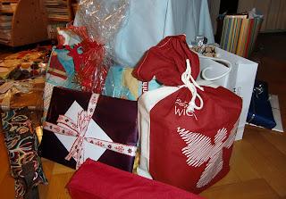 Christmas sack (onemorehandbag)