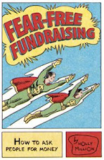 Holly's Fear-Free Fundraising Book