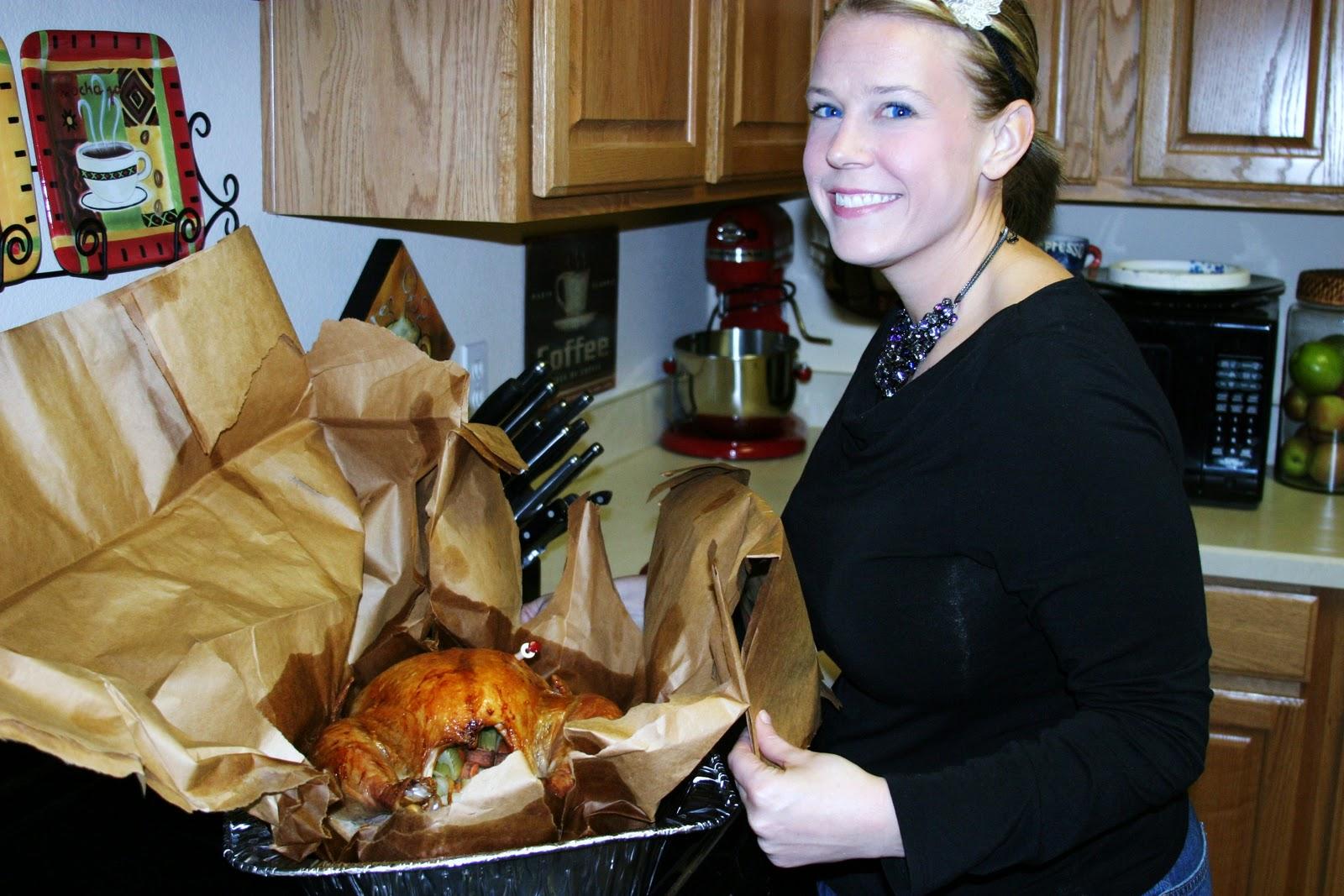 Skinny Meg Christmas Turkey And A Bench